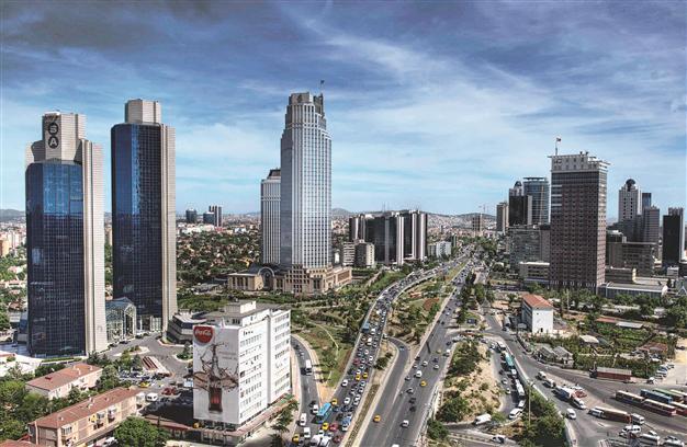 ارتفاع عدد الشركات الجديدة في تركيا