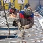ارتفاع الإنتاج الصناعي في تركيا