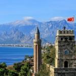 إسطنبول وأنطاليا المدن الأكثر زيارة في تركيا