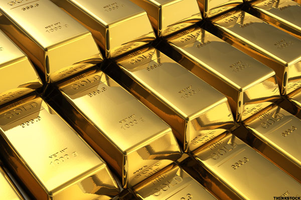 احتياطي البنك المركزي التركي من الذهب يسجّل رقماً قياسياً