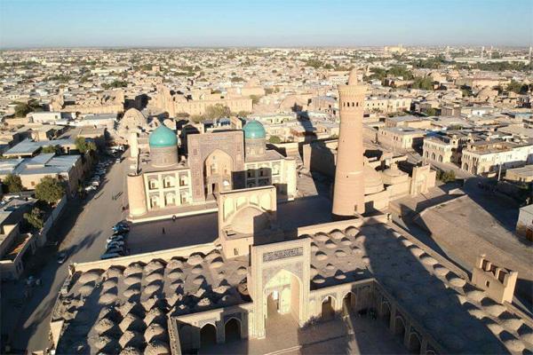 أوزبكستان تقدم فرصا استثمارية لرجال الأعمال الأتراك