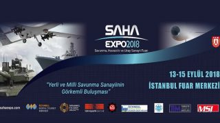 Istanbul hosts SAHA EXPO exhibition dedicated to defense and space industries