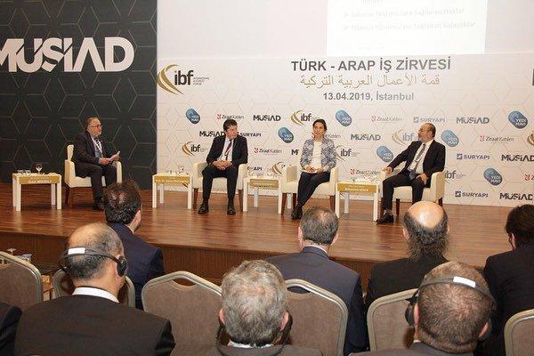دائرة الهجرة تستعرض التسهيلات للمستثمرين الأجانب في قمة الأعمال العربية التركية