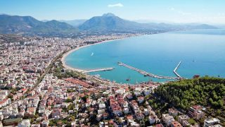 شراء أكثر من 40 ألف عقار من قبل الأجانب في قضاء ألانيا التركي